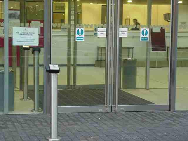 Automatic Door Automatic door 5
