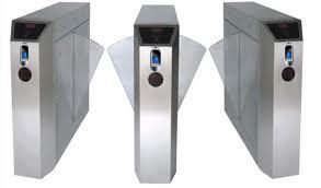 Pagar Otomatis Flap Barrier 3